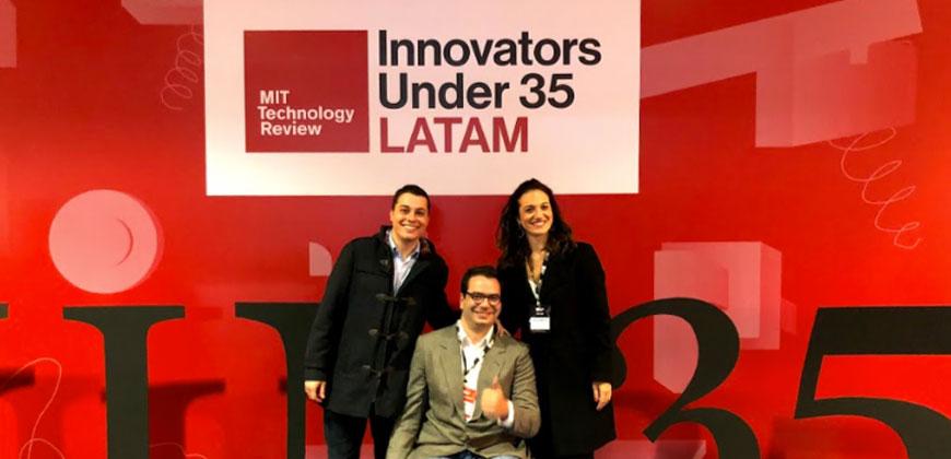 Fundador do Guiaderodas, Bruno Mahfuz, recebe prêmio Humanitário do MIT