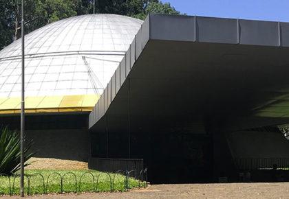 Roteiro Acessível  Planetário do Ibirapuera