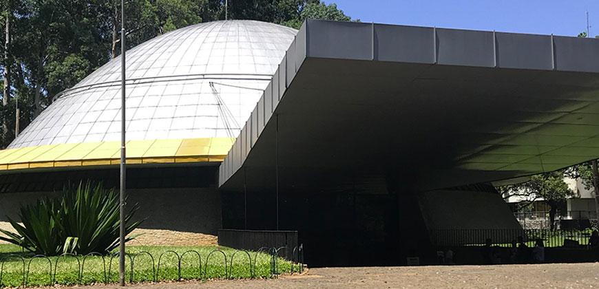 Roteiro Acessível – Planetário do Ibirapuera