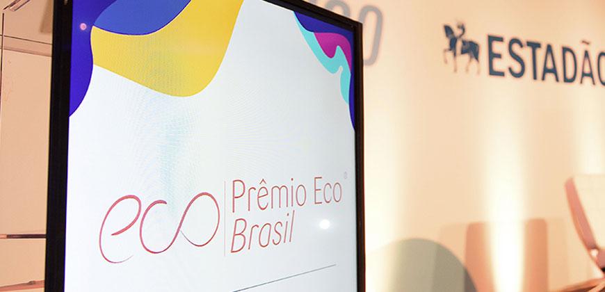 Guiaderodas ganha o prêmio Eco Brasil