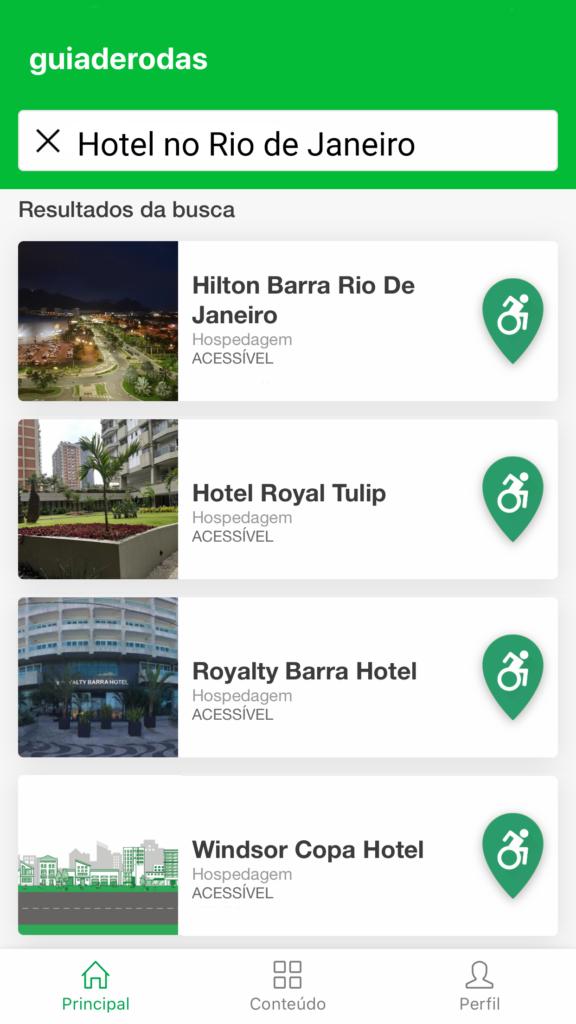 hotel com acessibilidade no rio de janeiro
