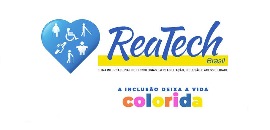 Reatech – A maior Feira da America Latina de Acessibilidade