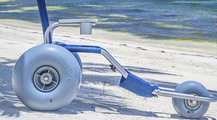 Praias com acessibilidade: Ilhas Cayman