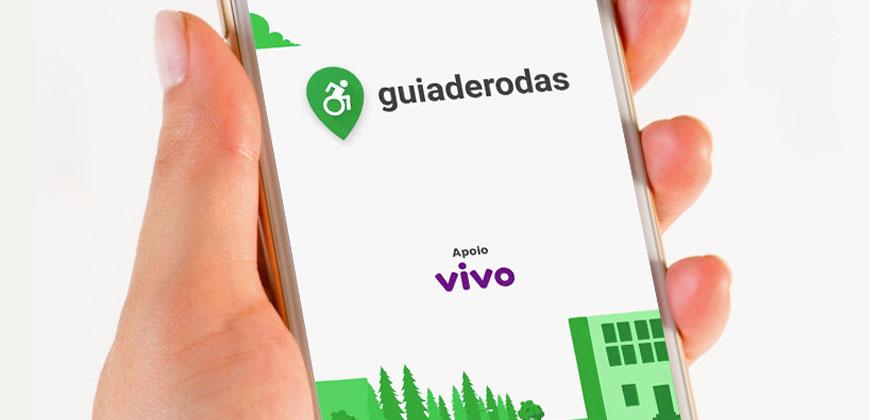 Assinantes Vivo podem usar o app Guiaderodas sem consumir dados