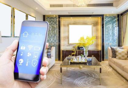 Casa Inteligente – Controle a sua casa pelo celular