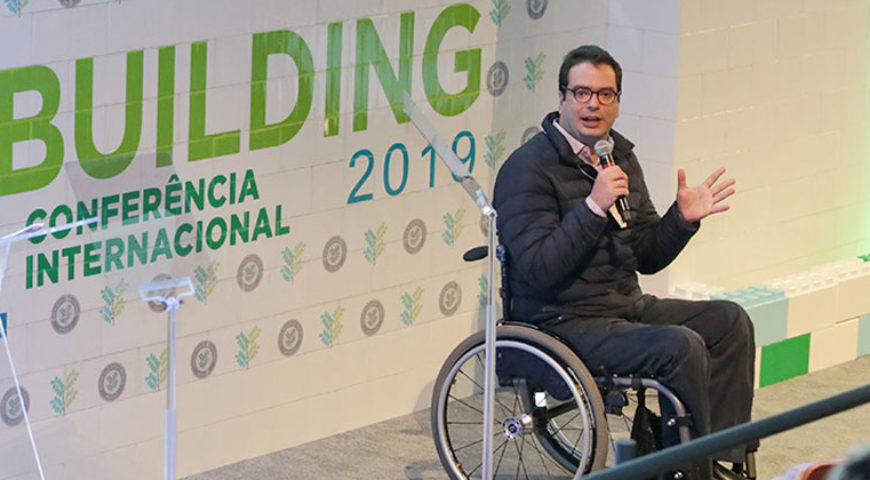 Congresso Greenbuilding Brasil 2019