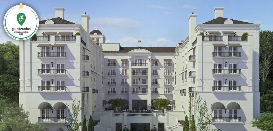 Palácio Tangará participa do Treinamento Guiaderodas Atitude Acessível