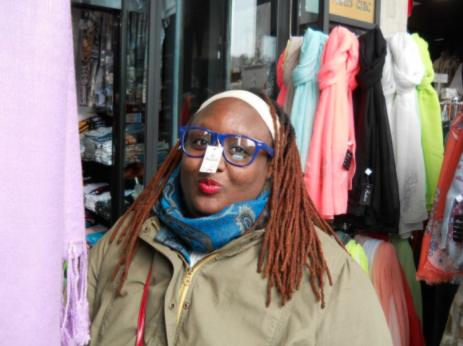 moda inclusiva Imani Barbarin