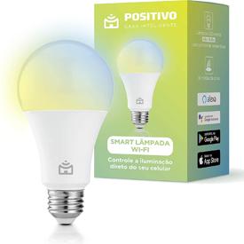 Smart Lâmpada Positivo