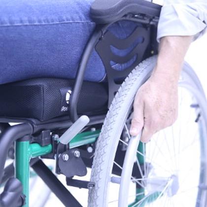 Apoio de Braço Cadeira de Rodas