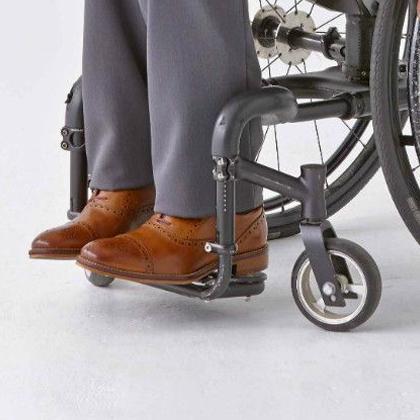 Apoio de Pé Cadeira de Rodas