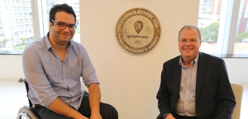 CEO da KPMG fala sobre o que representa a conquista da Certificação Guiaderodas para a empresa