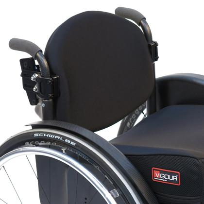 encosto Cadeira de Rodas