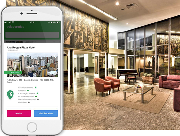 Alta Reggia Plaza Hotel - roteiro