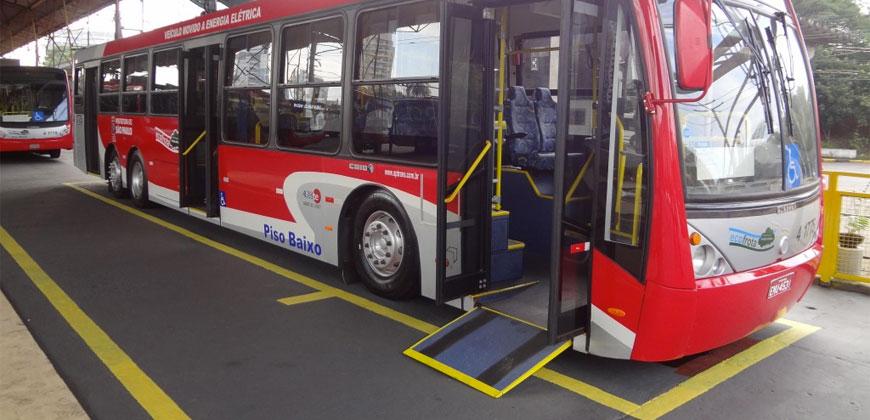 Acessibilidade no transporte público