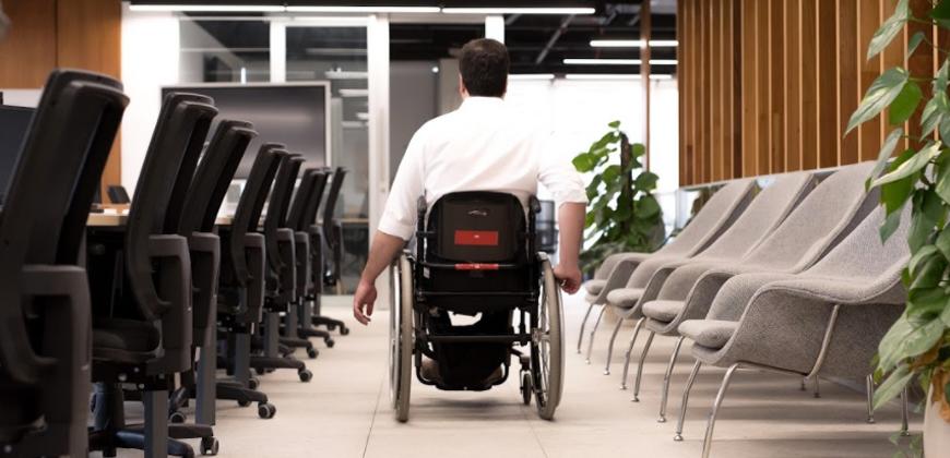 Acessibilidade na escolha de escritórios