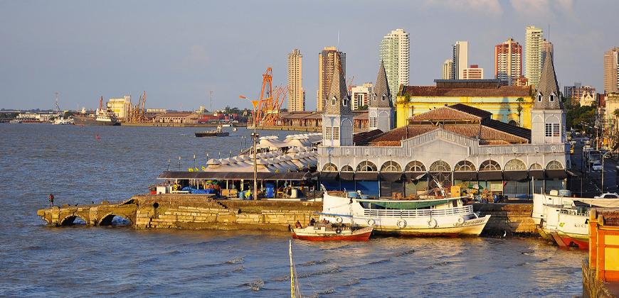 Hotéis com Acessibilidade em Belém