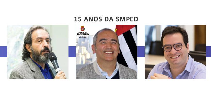 Aniversário de 15 anos da SMPED