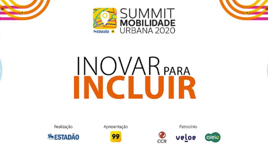 Summit Mobilidade Urbana 2020 aborda caminhos para inclusão e democratização da acessibilidade