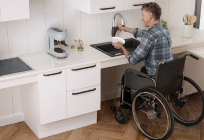 Como ter uma cozinha mais acessível?
