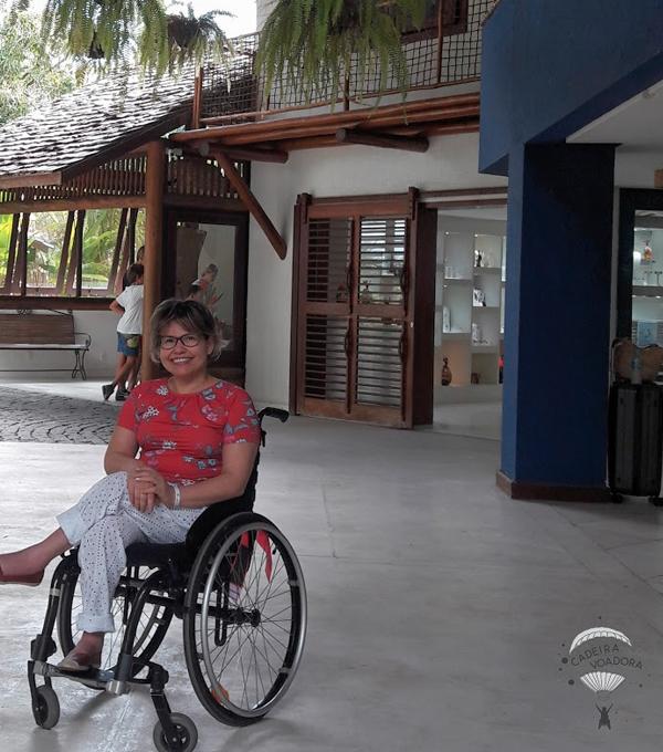 Arraial d'Ajuda Eco Resort Acessibilidade