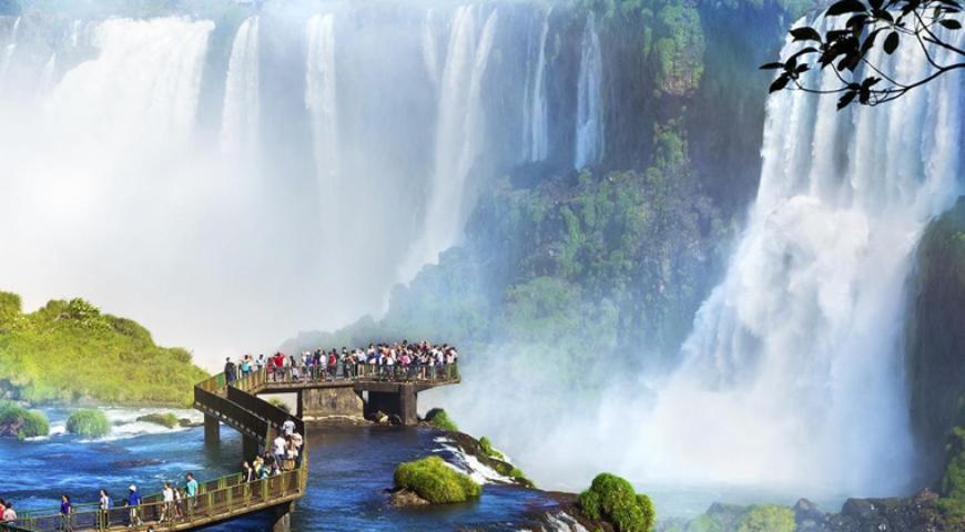 Hotéis com Acessibilidade em Foz do Iguaçu