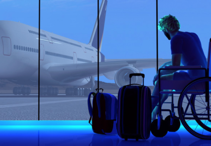 7 dicas para facilitar a compra da passagem aérea para pessoa com deficiência