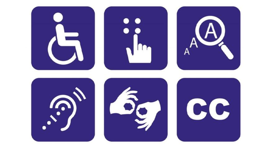 Você sabe quais são os Símbolos de Acessibilidade e para que servem?