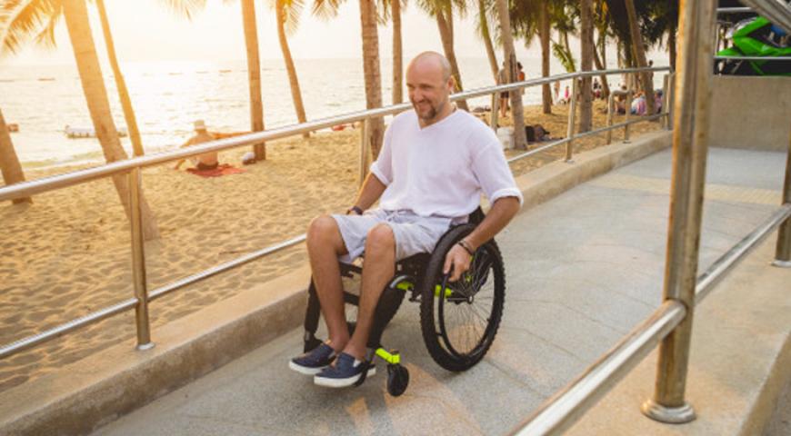 6 dicas para pessoa com deficiência viajar no verão