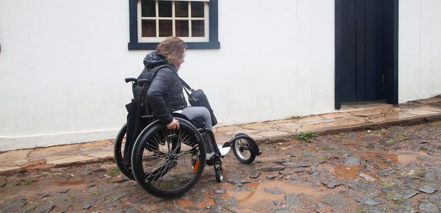 Cadeirante em viagens