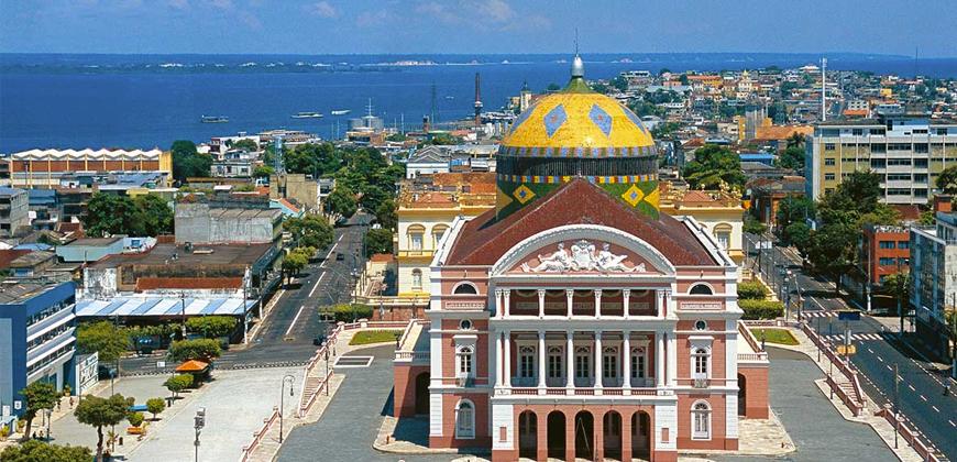 Hotéis com Acessibilidade em Manaus