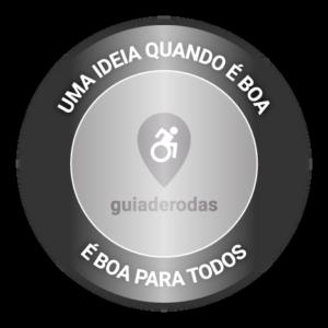 Placa Certificação Guiaderodas