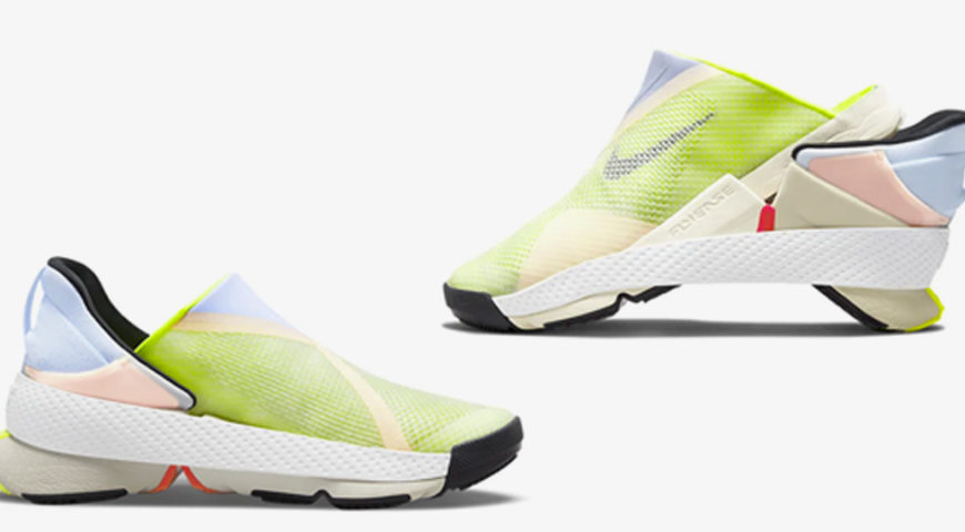 Nike lança linha de tênis inclusivos – Nike Go Flyease