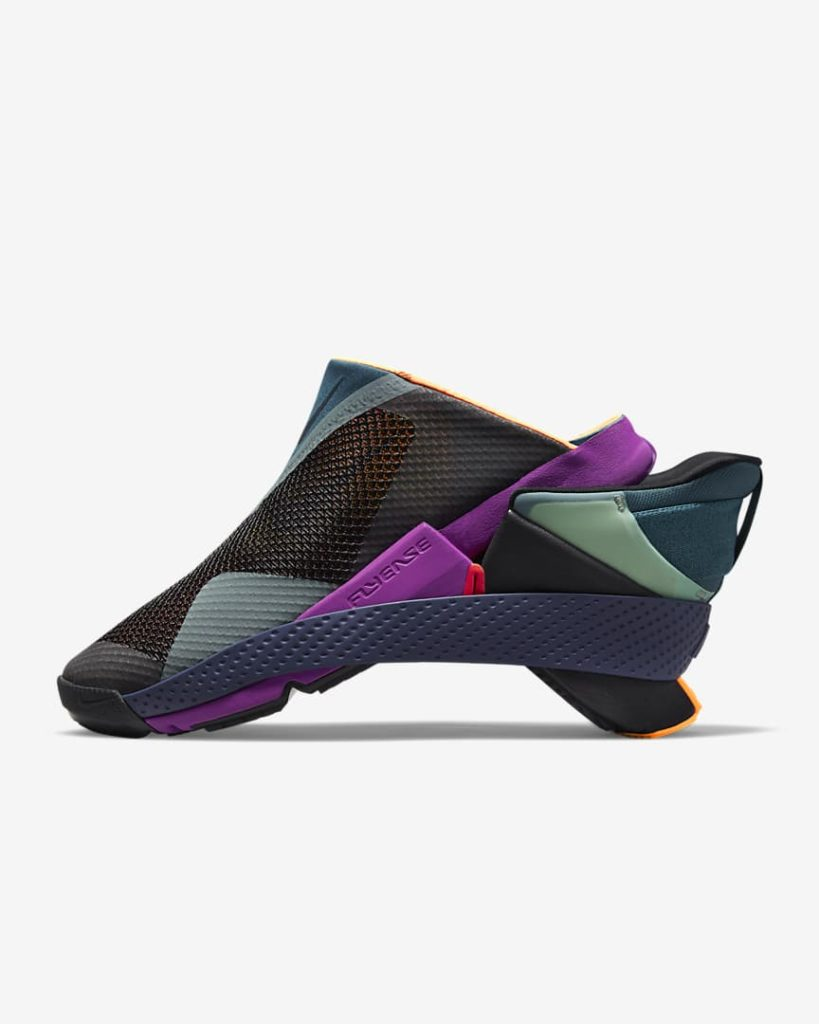 Nike Go FlyEase Turquesa Dynamic