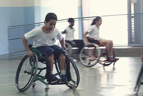 Acessibilidade em Santos