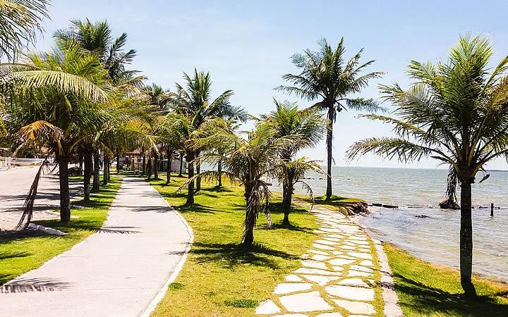 Foto: Praia da Pontinha/TransPortal