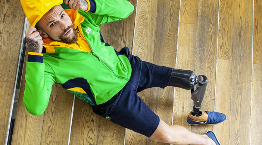 Brasil terá uniformes com acessibilidade nos Jogos Paralímpicos de Tóquio