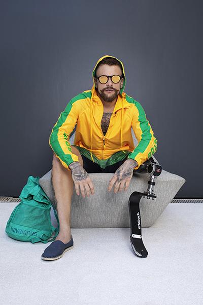 uniformes com acessibilidade nos Jogos Paralímpicos de Tóquio