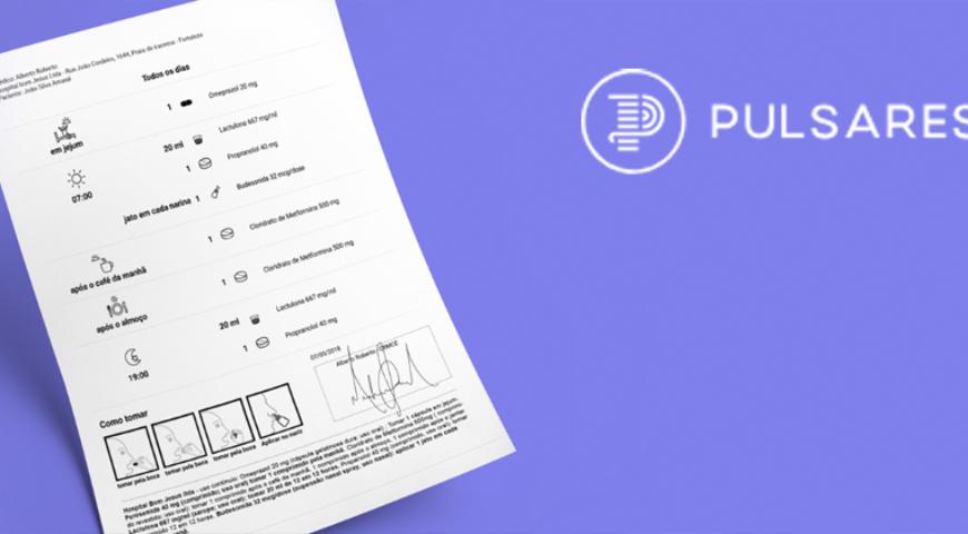 Pulsares: projeto cria receitas médicas em linguagem acessível