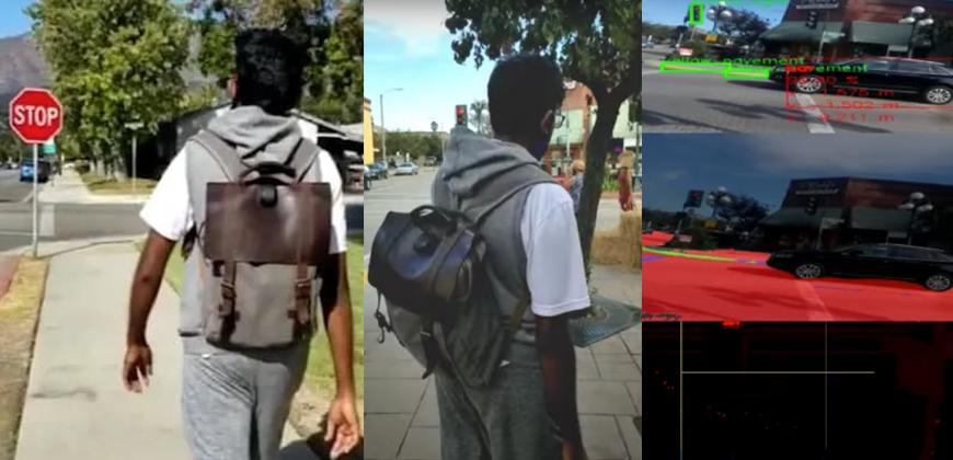 Mochila para cegos: Intel desenvolve sistema para auxiliar pedestres