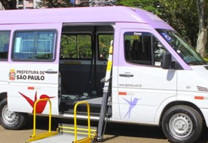 Programa Atende+ – São Paulo oferece serviço de transporte gratuito com atendimento porta a porta