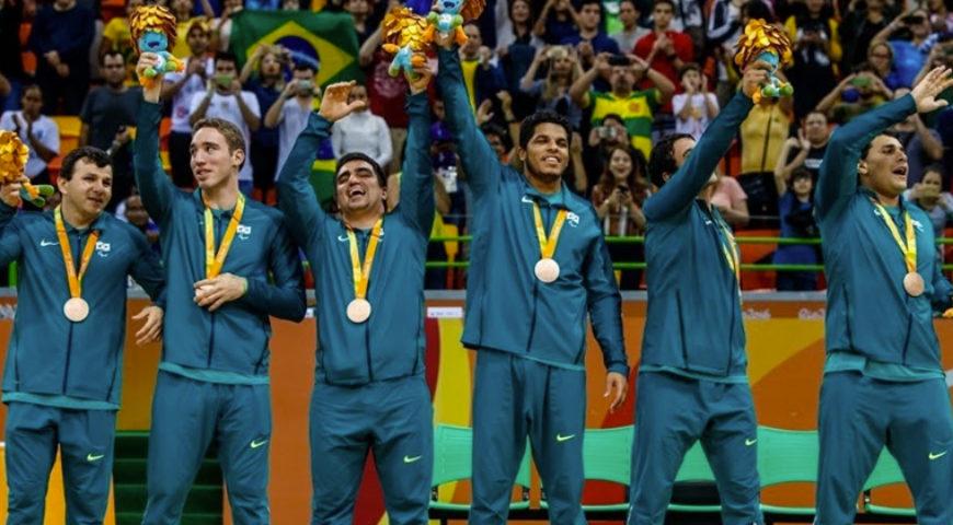 Conheça o goalball brasileiro: potência mundial e favorito para Tóquio