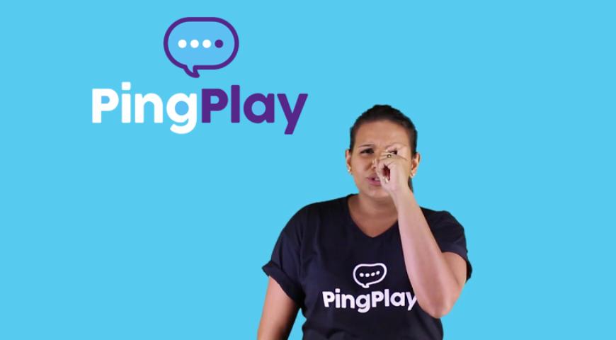 PingPlay, a plataforma de filmes 100% acessível a pessoas com deficiência