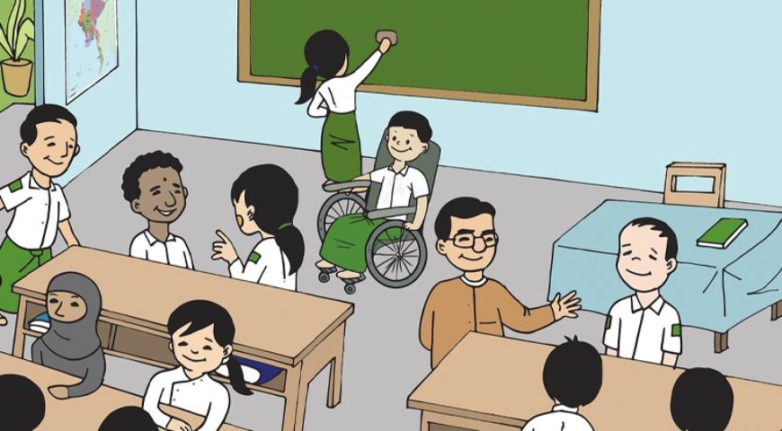 Educação inclusiva: como ser um professor capacitado para atender pessoas com deficiência