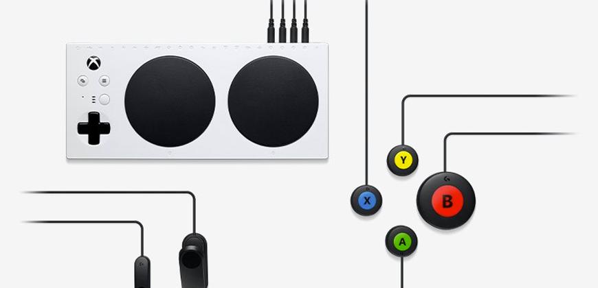 Xbox acessível: Controle adaptável para deficientes visuais chega ao Brasil