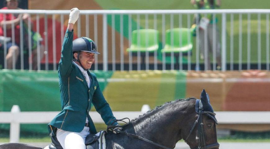 Rodolpho Riskalla: do olímpico ao paralímpico, uma história de superação