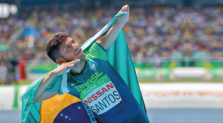 Petrúcio Ferreira: o paralímpico mais rápido do mundo é brasileiro