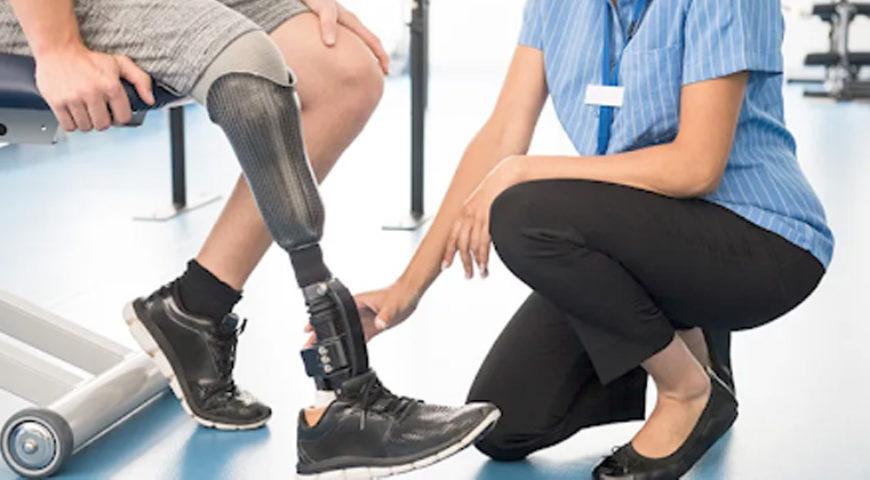 Benefício do saque de FGTS feito para compra de prótese, agora se estende aos dependentes do trabalhador