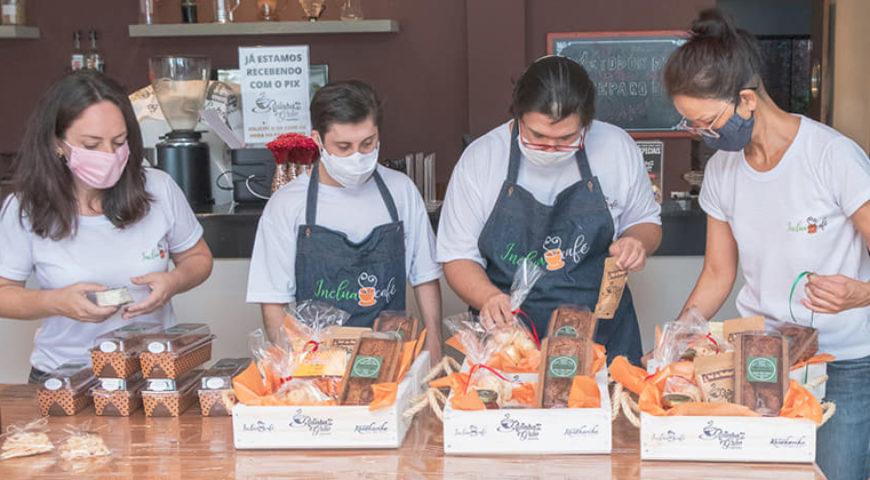 Projeto de culinária inclusiva capacita jovens com deficiência